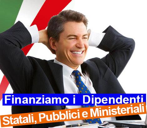 Prestiti per Dipendenti Statali e Ministeriali