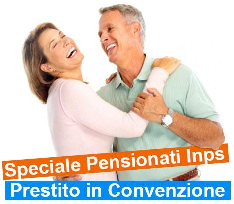 Prestiti Pensionati INPS